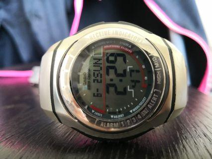 Casio wave ceptor steel