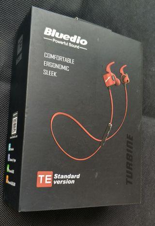 Wireless Bluedio TE (Red) Limited