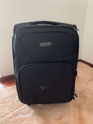 #MRTKD Barry Smith Luggage Bag