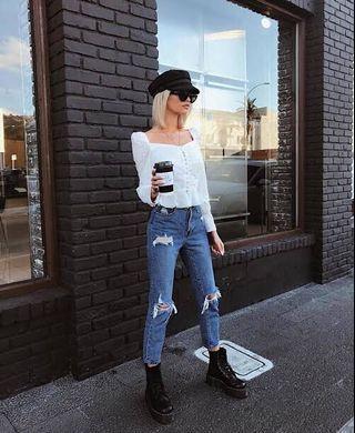 Bardot Booty Jean