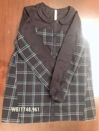 🚚 Wei a la sha 女性長版上衣