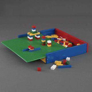 Kidkraft on the go LEGO case NEW age 3-8 手提積木箱