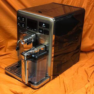 Philips Saeco Exprelia Automatic Espresso Machine 全自動咖啡機 (上蓋較位爛左, 但不影響操作,原價HK$16,998)
