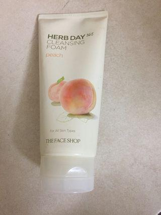The Face Shop Herb Day Cleanser