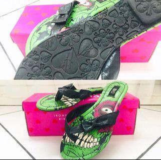 #mauthr Iron Fist Zombie Sandal