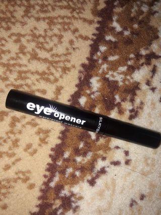 #maudandan Maskara silkygirl eye opener