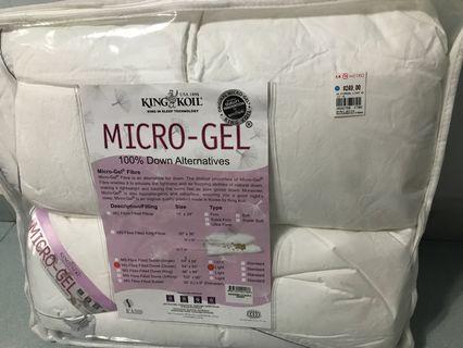 King Koil Microgel Fibre Filled Duvet Queen