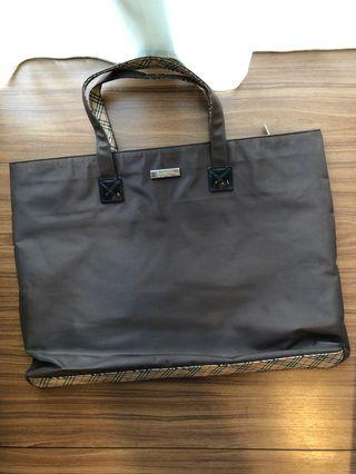 Burberry laptop bag/document bag
