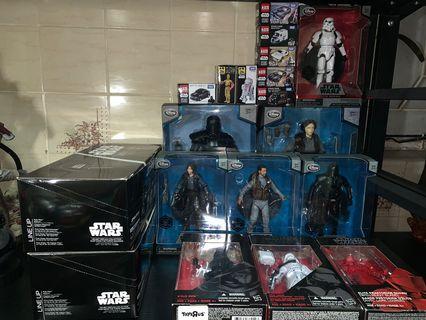 star wars 星戰各產品