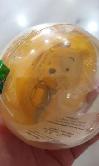 Brand new and sealed winnie the pooh key ring