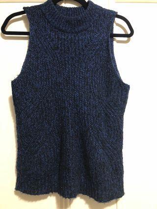 Cue Knit Vest