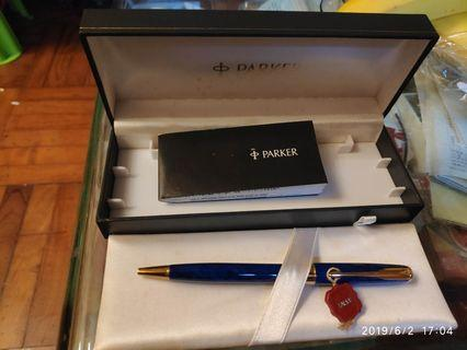 Parker Sonnet blue Laque  Ball Pen