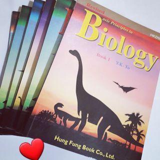 恐龍書Basic principles in biology book1-6