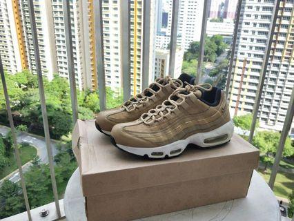 "Nike Air Max 95 ""Metallic Gold"""