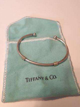 Tiffany Bracelet 手鐲 真金 及925銀