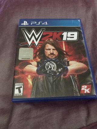 WWE2K19