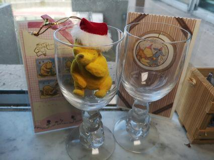 Winnie the pooh酒杯