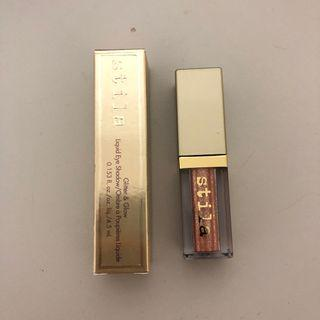Stila Liquid Eyeshadow in Rose Gold Retro