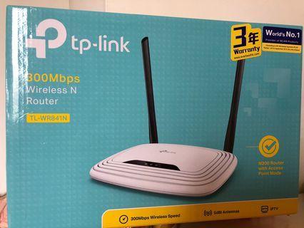 全新TP link Router