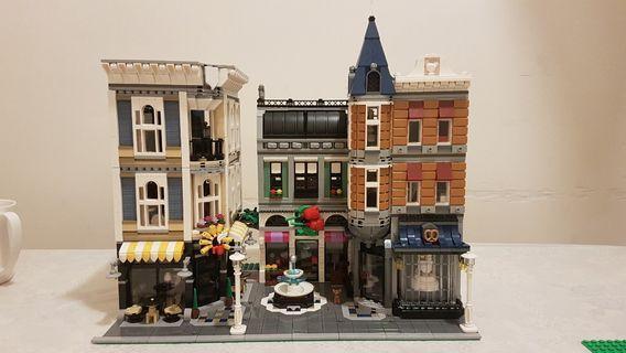 Lego 10255