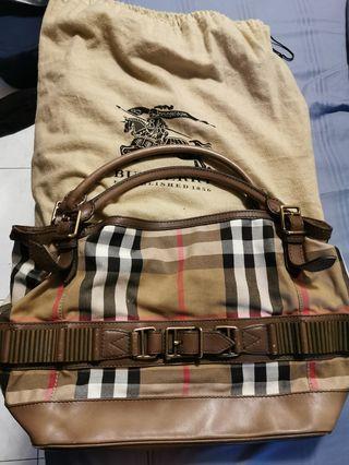 Authentic Burberry Handbag