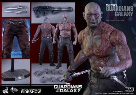 🚚 WTB: Hot Toys GOTG Drax The Destroyer