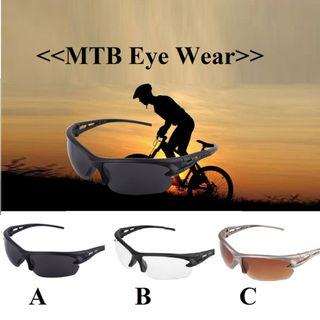 Riding/E-Scooting/ MTB glasses: (1 pair for $8.80)( 2 pairs for $13.80)
