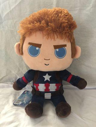 🚚 Avenger Endgame Captain America