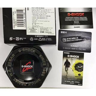 G-Shock GBA 800 Bluetooth Step Tracker