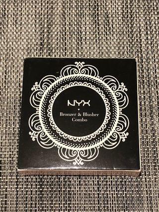 NYX | Bronzer & Blusher Combo