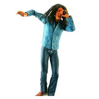 #MAUTHR Neca Genuine Reggae Music Bob Marley