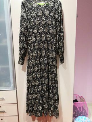 Dress Lace Plus Size