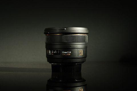 Sigma 50mm f1.4 DG HSM (NIKON)