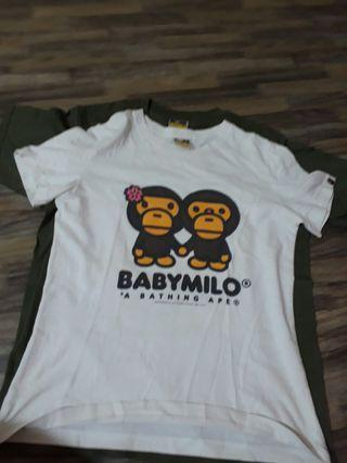 A bathing ape babymilo