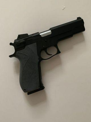 Maruzen S&W M4500 氣槍 6mm bb彈 (金屬)