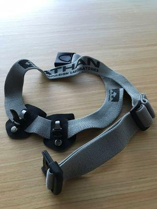 Race Bib Holder Belt