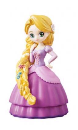 Heroline Doll Disney Princess 長髮公主 迪士尼公主