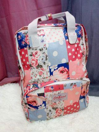 Original cath kidston backpack & totebag