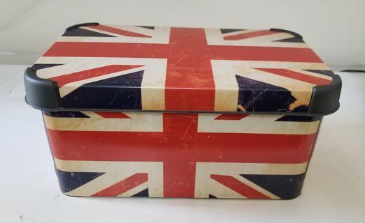 英國旗 儲物盒 (new)
