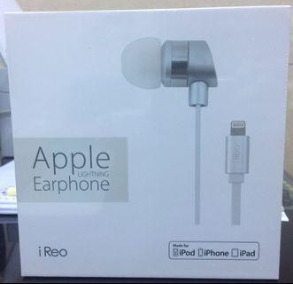 🚚 蘋果24bit Lightning 高解析數位耳機