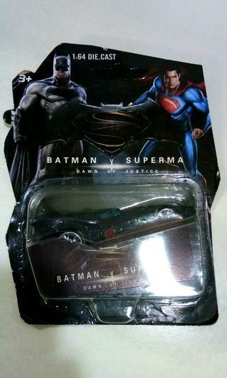 Batman v Superma Car