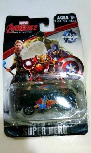 Avengers 2 Car