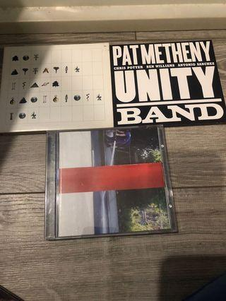 Pat Metheny CDs