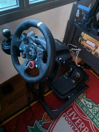 🚚 Logitech G29 Racing Wheel