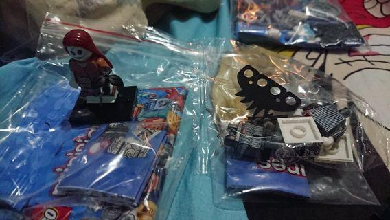 Lego 71024 Jack & Sally