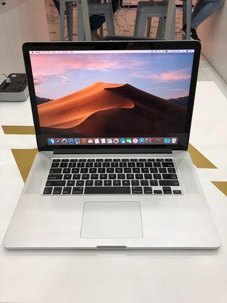 "Macbook Pro 15"" 2014 Model / i7 / 16 / 500Gb"