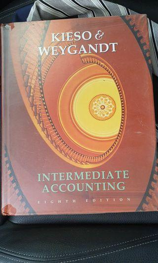 Intermediate Accounting Text Book