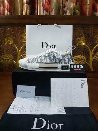 Dior B23 Oblique Low Sneakers GOD VERSION