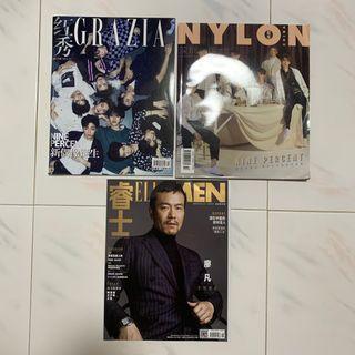[CLEARANCE] Nine Percent Magazines