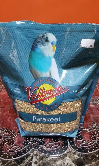 Birds Food (Parakeet)